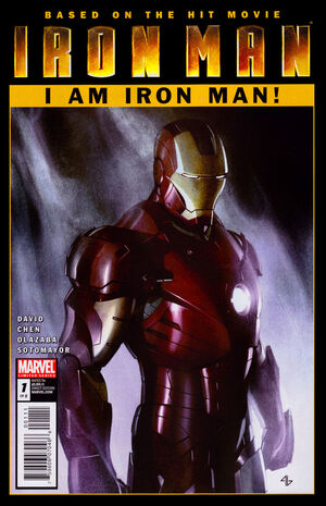 Iron Man I Am Iron Man Vol 1 1