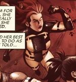 Jean Grey (Earth-79596) from New Exiles Vol 1 12 001