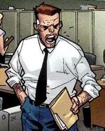 John Jonah Jameson (Earth-1610) Ultimate Spider-Man Vol 1 111 0001