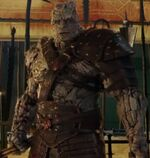 Korg (Earth-199999) from Thor Ragnarok 001