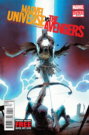 Marvel Universe Vs. The Avengers Vol 1 4