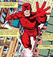 Matthew Murdock (Earth-616) from Fantastic Four Vol 1 255 0001