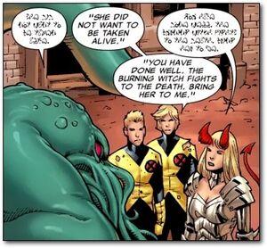 New Mutants (Earth-616) from New Mutants Vol 3 17