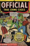 Official True Crime Cases Comics Vol 1 25