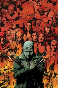 Old Man Logan Vol 2 50 Textless