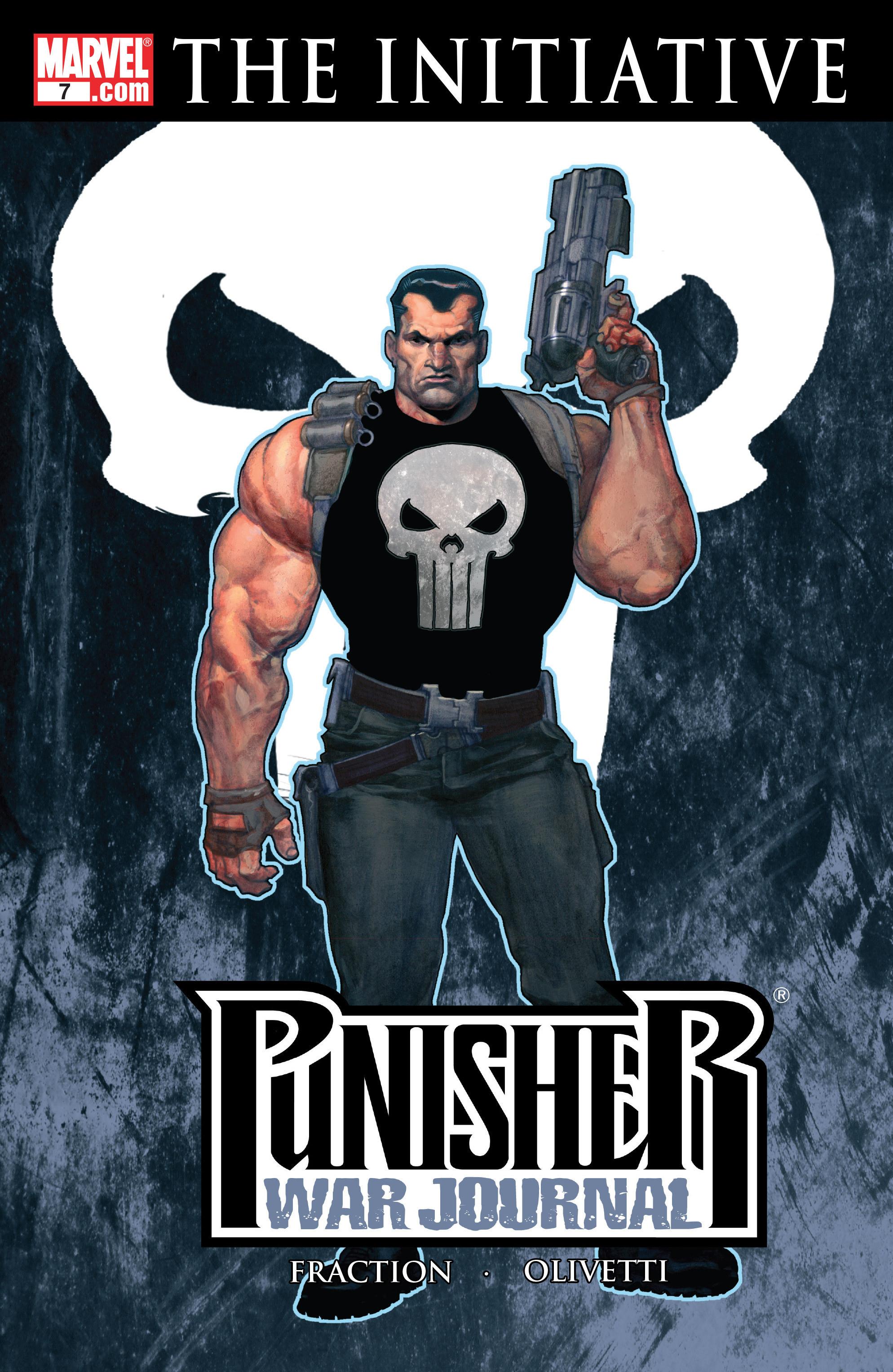 Punisher War Journal Vol 2 7
