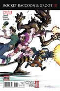 Rocket Raccoon and Groot Vol 1 10