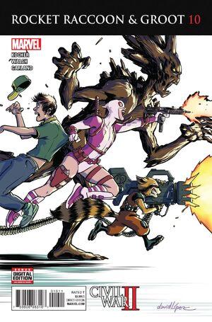 Rocket Raccoon and Groot Vol 1 10