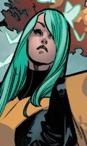 Sandra Yo (Earth-616) from House of X Vol 1 1 001