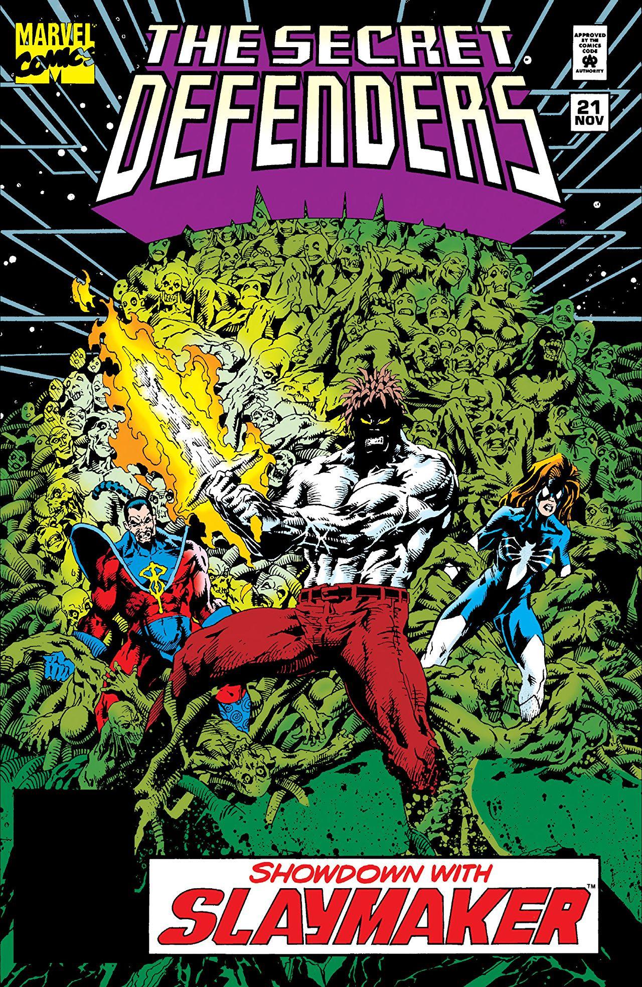Secret Defenders Vol 1 21