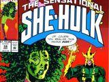 Sensational She-Hulk Vol 1 58