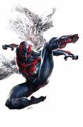 Spider-Man 2099 Vol 2 2 Textless