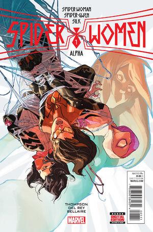 Spider-Women Alpha Vol 1 1
