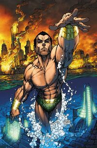 Sub-Mariner Vol 2 1 Textless
