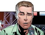 Tom (Ninja USA) (Earth-616) from Spider-Man 2099 Vol 3 1 001