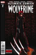 Ultimate Comics Wolverine Vol 1 2