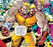 Victor Creed (Earth-295) from Astonishing X-Men Vol 1 1 001