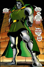Victor von Doom (Earth-730834) from Avengers United They Stand Vol 1 4 001