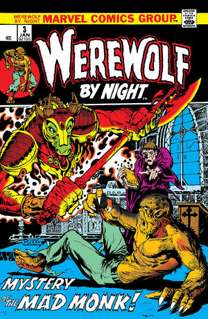 Werewolf by Night Vol 1 3