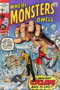 Where Monsters Dwell Vol 1 1