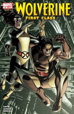 Wolverine First Class Vol 1 13