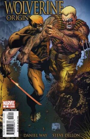 Wolverine Origins Vol 1 3