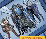 X-Men (Earth-21710) from X-Men Blue Vol 1 12 0001