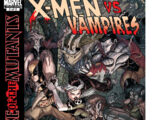 X-Men: Curse of the Mutants - X-Men vs. Vampires Vol 1 2