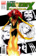 X-Men Phoenix Endsong Vol 1 2 Variant Sketch