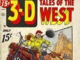 3-D Tales of the West Vol 1