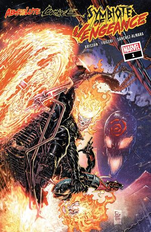 Absolute Carnage Symbiote of Vengeance Vol 1 1