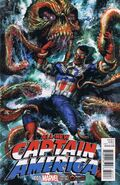 All-New Captain America Vol 1 1 Gamestop Variant