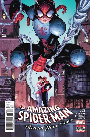 Amazing Spider-Man Renew Your Vows Vol 2 3
