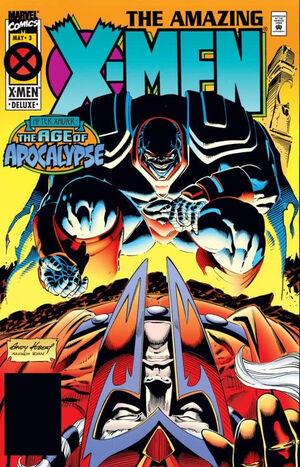 Amazing X-Men Vol 1 3