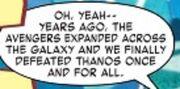 Avengers (Earth-TRN591) from Generations Iron Man & Ironheart Vol 1 1 001
