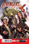 Avengers Assemble Vol 2 25