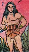 Azrael (Earth-616) from Venus Vol 1 14 0001