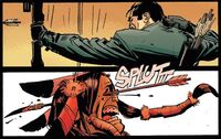 Bruce Banner (Earth-11080) and Frank Castle (Earth-11080) from Marvel Universe Vs. The Punisher Vol 1 2 001
