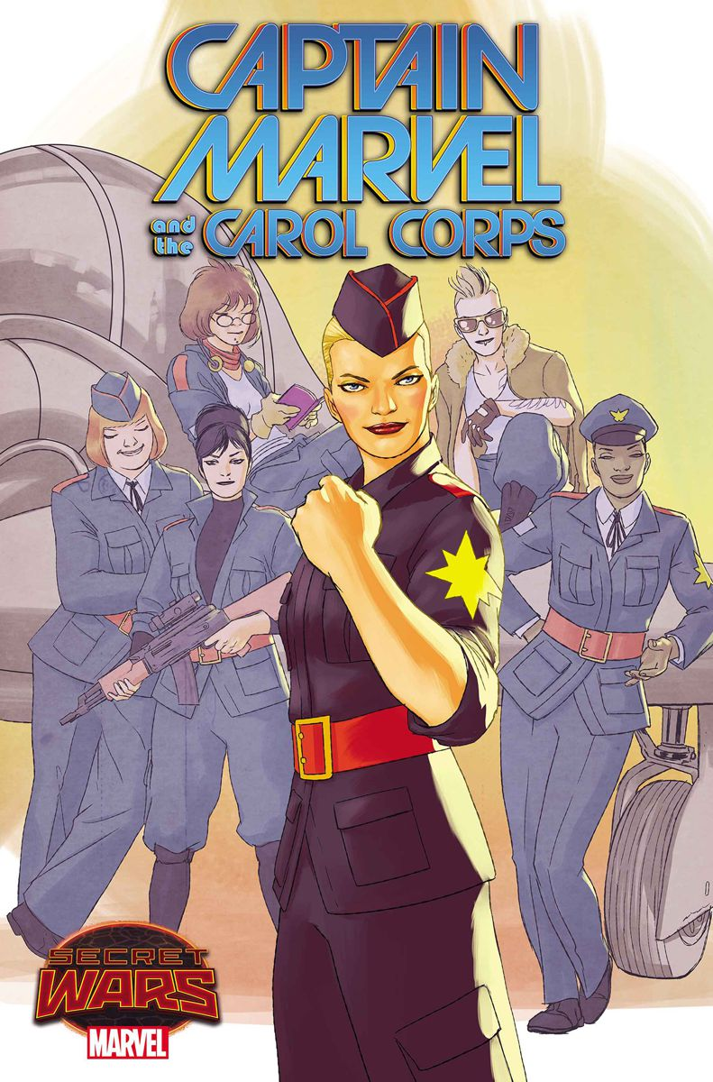 Captain Marvel and the Carol Corps Vol 1 1 Textless.jpg