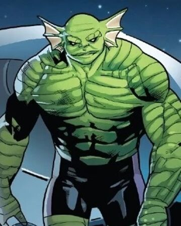 Ch'od (Earth-616) | Marvel Database | Fandom