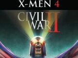 Civil War II: X-Men Vol 1 4