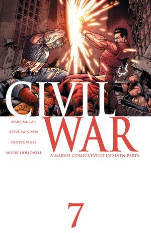 Civil War Vol 1 7