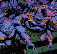 Clowns (Demons) (Earth-616) from Dances with Demons Vol 1 2 001