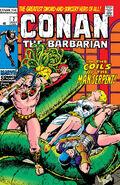 Conan the Barbarian Vol 1 7