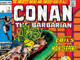 Conan the Barbarian Vol 1 7