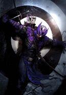 Dark Reign Hawkeye Vol 1 5 Textless