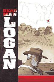 Dead Man Logan Vol 1 7 Textless