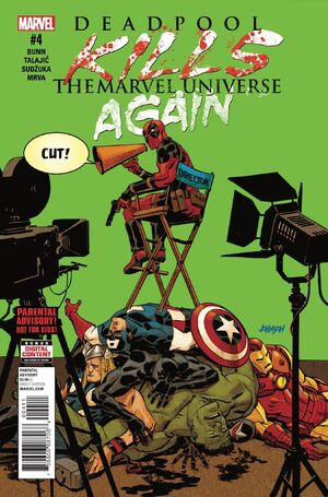 Deadpool Kills the Marvel Universe Again Vol 1 4