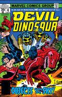 Devil Dinosaur Vol 1 4