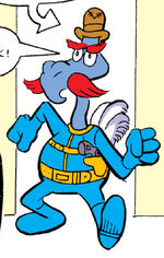 Dodo Dugan (Earth-8311) from Peter Porker, The Spectacular Spider-Ham Vol 1 13 001
